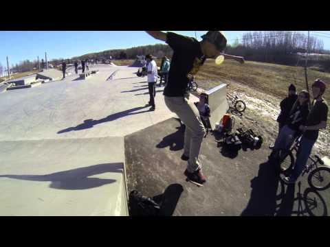 New Liskeard Skatepark New Liskeard Skatepark