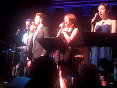 Odyssey performed at Joes Pub