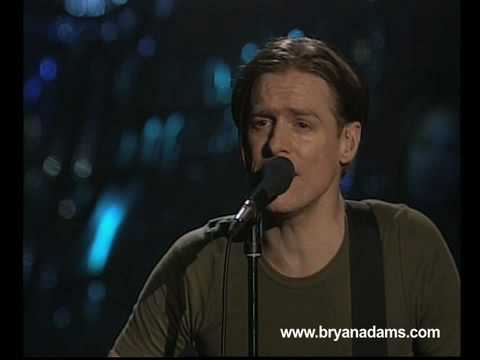 Bryan Adams - Heaven - Acoustic Live Music Videos