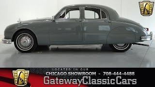 1959 Jaguar MK I Gateway Classic Cars Chicago #722