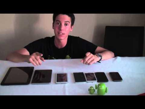 Mejor combinación TAMAÑO Movil + Tablet // Pro Android