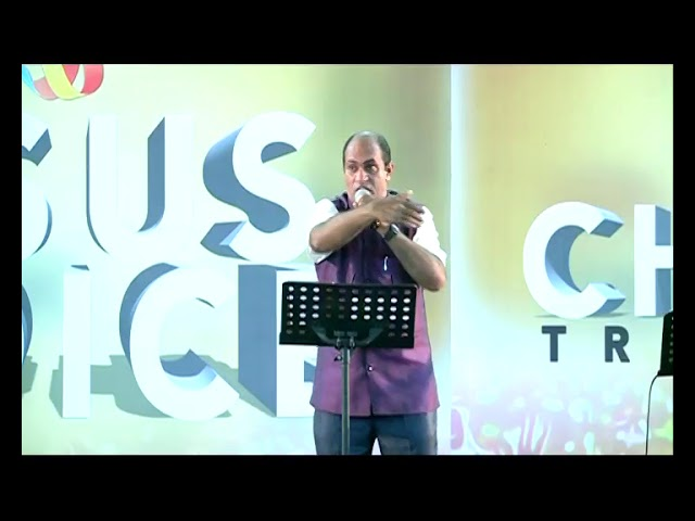 Br.Ani George – Jesus Voice 14 09 2017 DAY