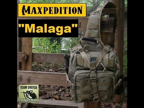 Maxpedition Malaga Adventure Bag Review