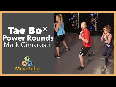 Tae Bo® Power Rounds with Mark Cimarosti!