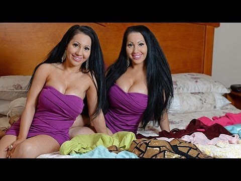 Twins Spent Over $200,000 To Look Exactly Alike