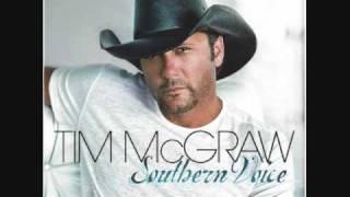 Watch Tim McGraw Im Only Jesus video