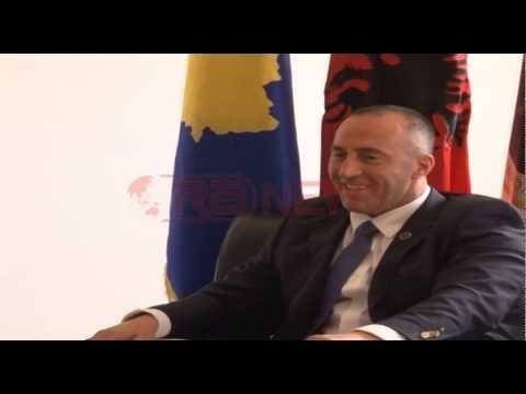 Haradinaj:E ardhmja e Kosovës pa