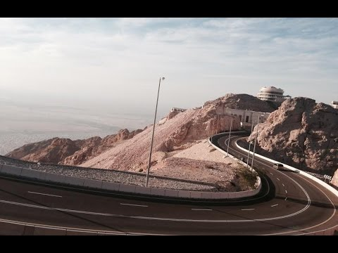 Jebel Hafeet - World's best Mountain road drive | Dubai's best drive |World's greatest driving road