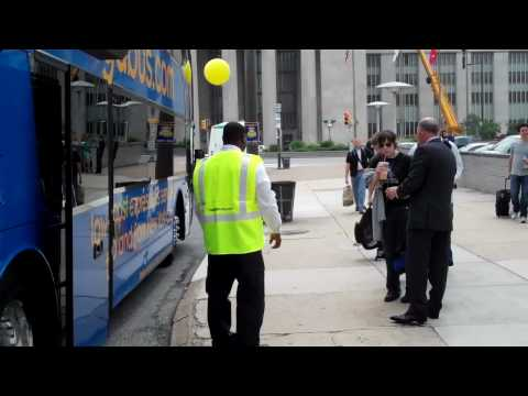 megabus.com Philadelphia Expansion Announcement