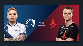 CS:GO - Team Liquid vs. Astralis [Train] Map 1 - GRAND FINAL - ESL Pro League Odense Finals 2018