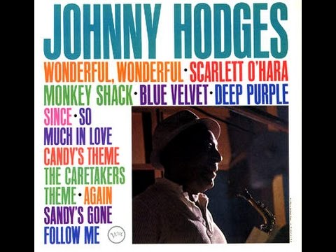 Johnny Hodges - Deep Purple