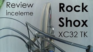 Rock Shox XC32 TK Solo Air Review [Test]