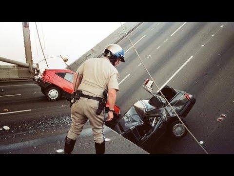 San Francisco Earth Quake- 1989- Great Footage-