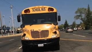 Safe Braking Practices and Techniques for School Bus Drivers