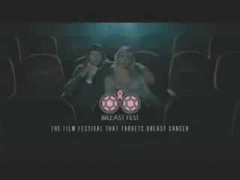 Sexy And Funny   Breast Massage On Movie Theater video