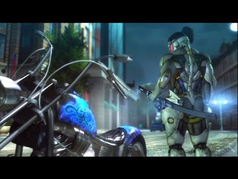 DLC Jetstream Sam: O Assassino Brasileiro (Metal Gear Rising Revengeance)