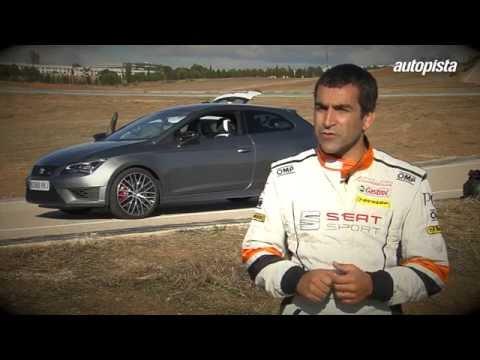 """¿Es el Seat León el coche más rápido en circuito"""""""