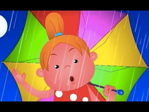Rain Rain Go Away Come Again Another Day - Nursery Rhymes For Children video