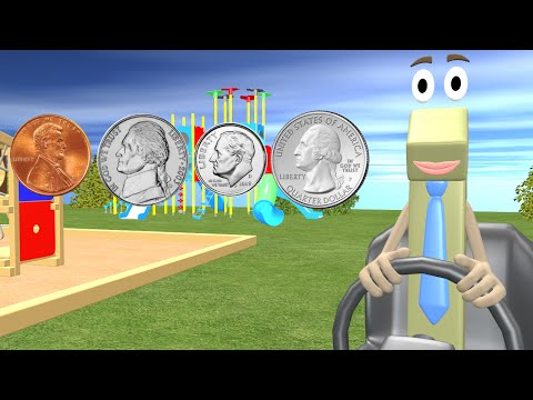 Learning Money for Children in 1st and 2nd Grade