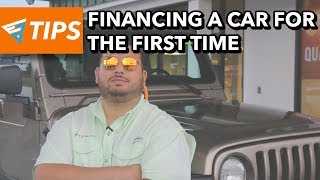 Financing a Car For the First Time | EZ Tips Ep26