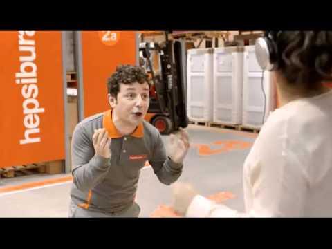 Hepsiburada Yeni Reklam Filmi - Çaylak Elektronik Dünyasını Keşfediyor