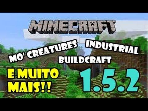 3º Pack de Mods para Minecraft 1.5.2! (+ Pasta .minecraft)