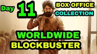 KGF MOVIE 18 DAYS TOTAL BOX OFFICE COLLECTION WORLDWIDE