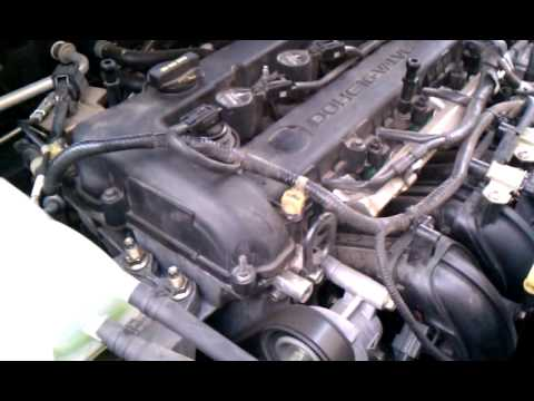 Mazda 3 timing chain noise