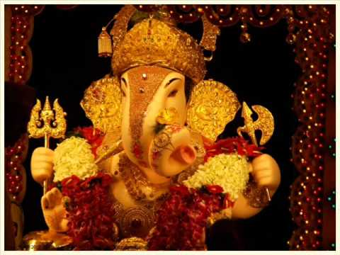 Ganpati Aarti Marathi !!!. video