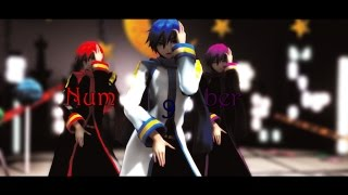 【MMD】 N.U.M.B.E.R 9 【Thanks you all for 9000 Subs】