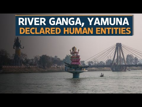 Ganga, Yamuna rivers are living entities: Uttarakhand high court