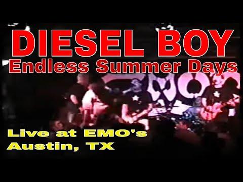 Diesel Boy - Endless Summer Days