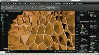 How to modeling Durian using 3dsmax