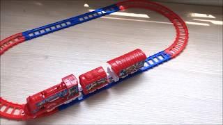 Đồ chơi ĐƯỜNG RAY XE LỬA Thomas & Friends - Đường ray xe lửa chở hàng - Toys for Kids (Chim Xinh)