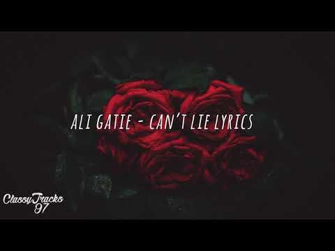 Download Ali Gatie – Can't Lie s Mp4 baru