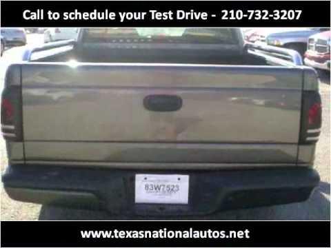 2003 Dodge Dakota Available From Texas National Autos