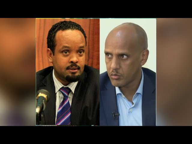 ESAT - Breaking News About Ato Ahmed Shede