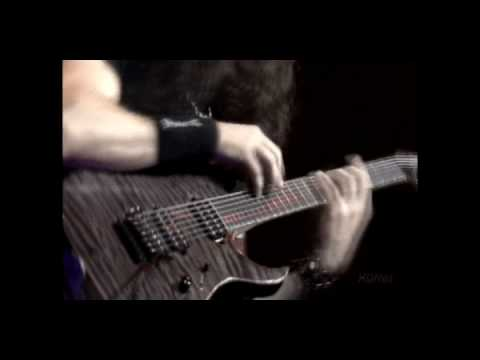 Chris Broderick(Megadeth) 8 Finger Tapping Guitar Solo!!!!!!