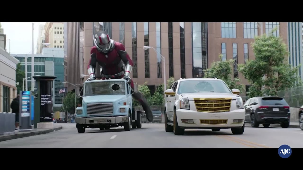 What does T.I. kids think of his role in 'Ant-Man and the Wasp?'