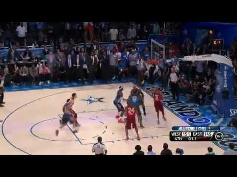 2012 nba all star game full highlights and game recap