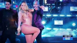 Mariah Carey's  New Years Eve Fail (Full Version)