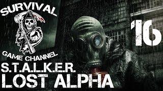 ВЫЖИГАТЕЛЬ МОЗГОВ — S.T.A.L.K.E.R.: Lost Alpha прохождение [1080p] Часть 16