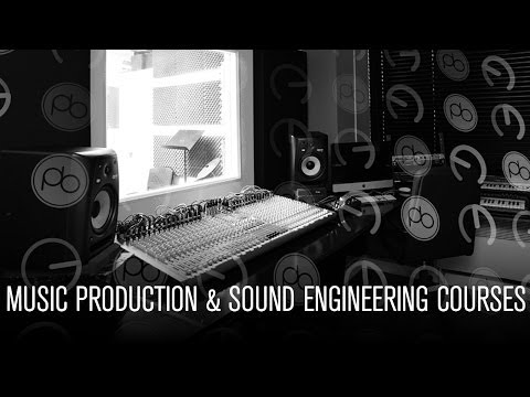 Learn Music Production & Sound Engineering at Point Blank