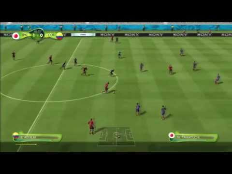 2014 FIFA World Cup Brazil Simulation - Match 38 - Japan vs Colombia Group Stage