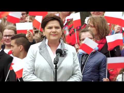 Polska Jest Jedna Kongresowy Materiał