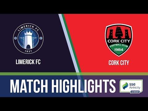HIGHLIGHTS: Limerick 0-2 Cork City