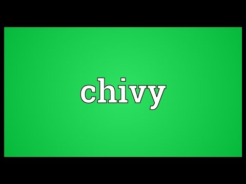 Header of chivy