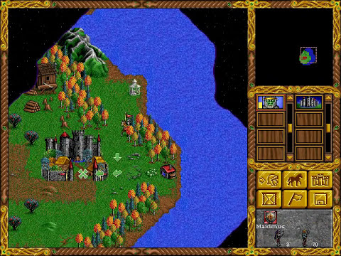 Heroes of Might and Magic 1 (1995)