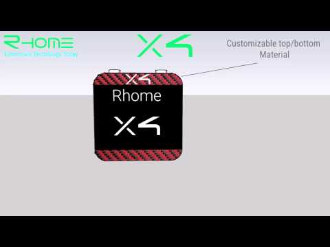 The Rhome X4: The best Watch solution on the Market.
