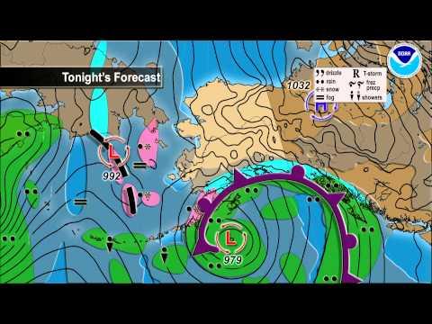 November 06, 2014 Alaska Weather Daily Briefing